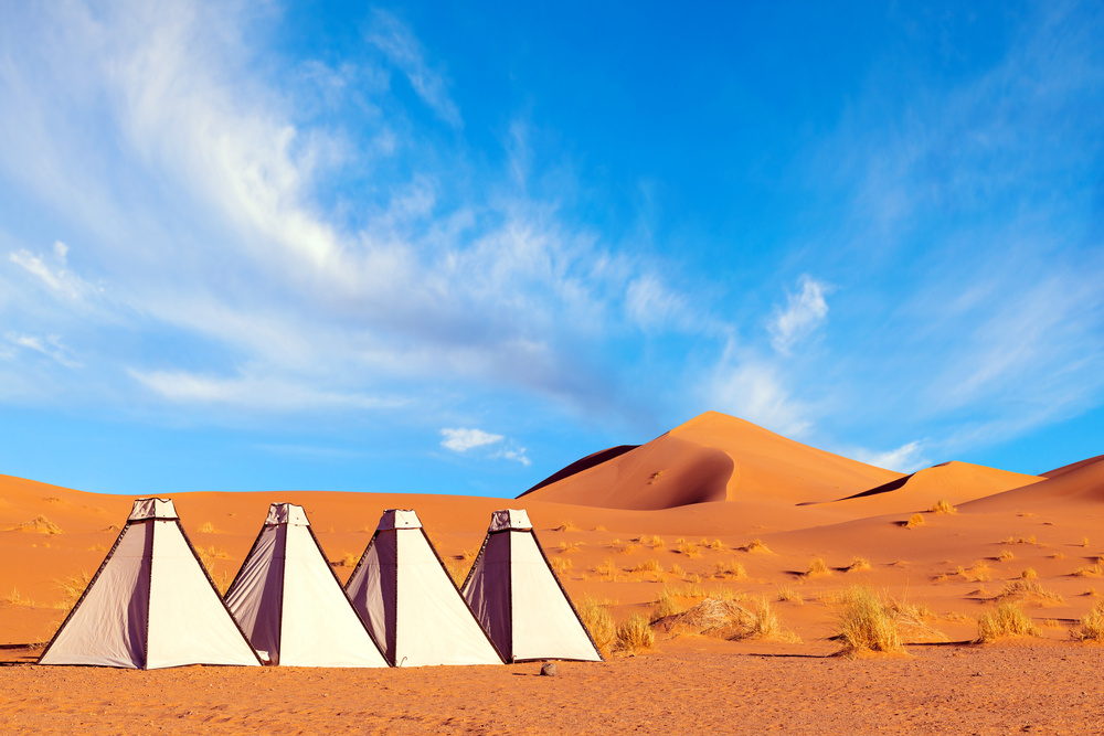 Glamping shows growth in the UK and Europe [INFOGRAPHIC] | PhocusWire