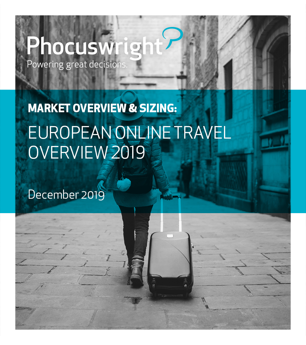 Europe Online Travel 2019 (Series)