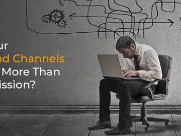 Are your demand channels taking more than commission?