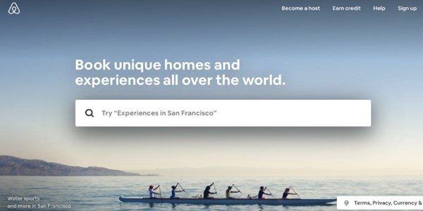 Are mainstream tour and activity operators welcome on Airbnb