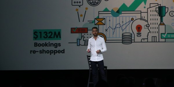 VIDEO: Hotelmize - Summit pitch Phocuswright Conference 2019