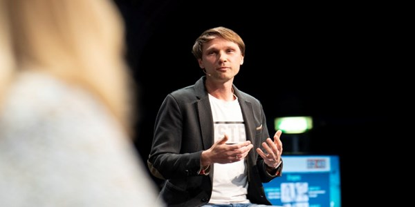 VIDEO: Efectio Sleep - Battleground pitch at Phocuswright Europe 2019