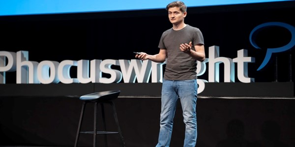 VIDEO: Questo - Battleground pitch winner at Phocuswright Europe 2019