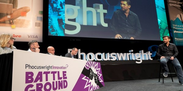 VIDEO: Setoo - Battleground pitch winner at Phocuswright Europe 2019