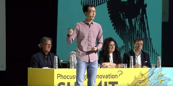 VIDEO: Exosonic - Summit pitch winner at Phocuswright Conference 2019