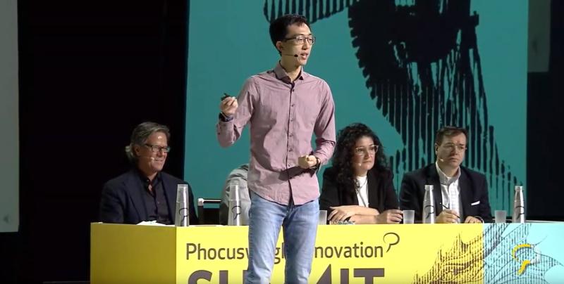 Phocuswright Conference 2019 Exosonic pitch
