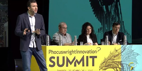 VIDEO: OccasionGenius - Summit pitch runner-up at Phocuswright Conference 2019