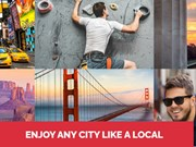 STARTUP STAGE: GettinLocal offers mobile marketing for businesses targeting tourists