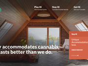 STARTUP STAGE: HiBnb helps travelers find cannabis-friendly accommodations and activities