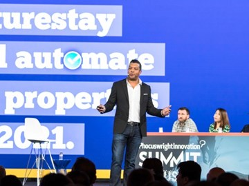 VIDEO: Futurestay - Summit pitch at Phocuswright 2018