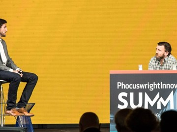 TripElephant - Summit pitch at Phocuswright 2018