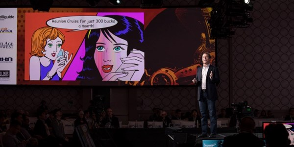 VIDEO: Uplift - Launch pitch at Phocuswright 2018