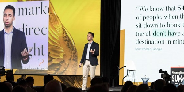 VIDEO: Vivere - Summit pitch winner at Phocuswright 2018