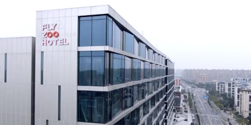 Fliggy Packs Alibaba Technology Into Debut Flyzoo Hotel