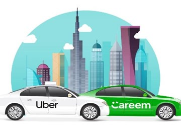 Uber eyes Middle East with $3.1B acquisition of Careem
