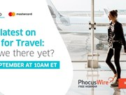 WEBINAR ALERT! Strong Customer Authentication for travel: are we there yet?