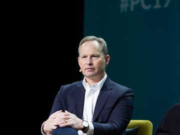 Expedia CEO Mark Okerstrom 2019 phocuswright