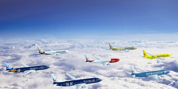 TUI airplanes 2019 financial results