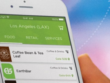 Inflyter and Grab get funded, airport service app market heats up
