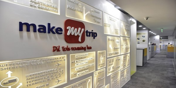 MakeMyTrip revenue and bookings up more than 25%, operating losses down more