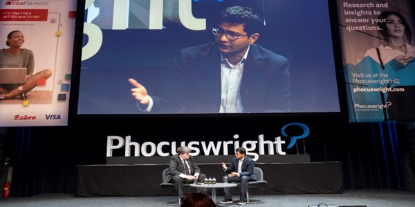 Facebook executive interview Phocuswright Europe 2019