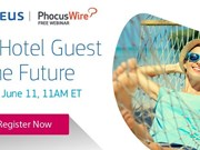 WEBINAR ALERT! The hotel guest of the future