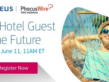 WEBINAR REPLAY! The hotel guest of the future