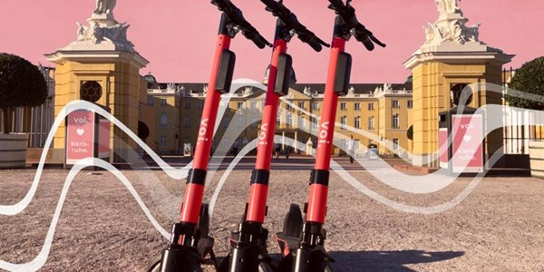Voi Technology E-Scooters $85m Funding