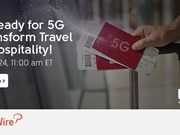 WEBINAR ALERT! Get ready for 5G to transform travel and hospitality
