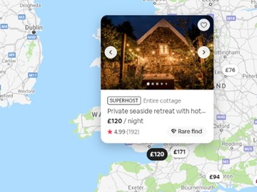 Airbnb decides to ban bookings in the U.K. after all