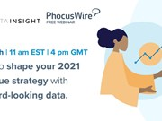 WEBINAR ALERT! How to shape your 2021 revenue strategy with forward-looking data