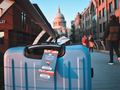 Luggage storage network Stasher bags $2.5M, eyes operations in 10,000 new cities