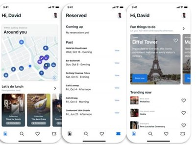 Booking.com launches CityBook as test app for destination tools and services