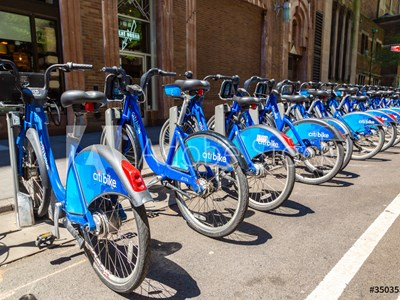 Bike-sharing on the rise as COVID-19 hits demand for public transit, ride-sharing