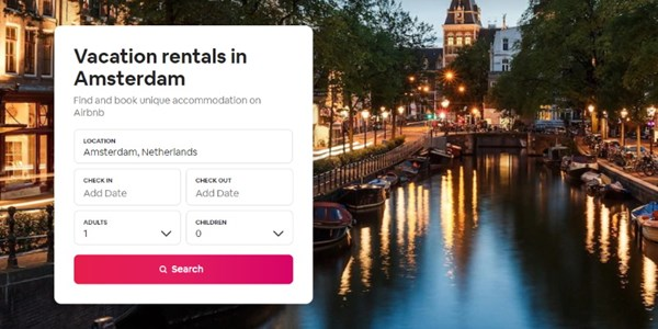 "Airbnb claims Amsterdam rental ban ""violates"" rights of residents"