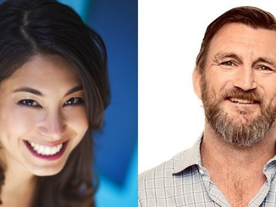 VIDEO: New Reality With... Jamie Wong and Erik Blachford of Narrative Fund