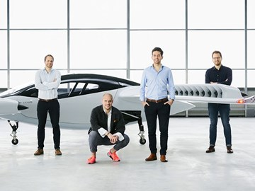 Electric air taxi company Lilium raises $240M toward developing regional service