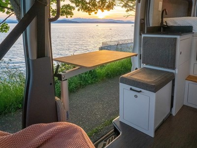 Mobile hotel company Cabana raises $3.5M to expand fleet of camper vans