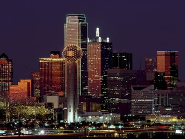 REPORT: COVID-19 Hotel Forecast - Dallas