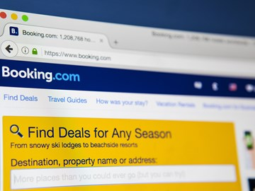 Booking Holdings sees uptick in Q3 bookings driven by domestic travel