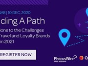 WEBINAR ALERT! Finding a path - solutions to challenges that travel brands face in 2021
