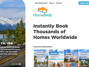 Ciirus launches HomeBeds bedbank for vacation rental homes