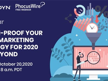 WEBINAR REPLAY! Future-proof your hotel marketing strategy for 2020 and beyond