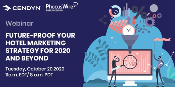 WEBINAR ALERT! Future-proof your hotel marketing strategy for 2020 and beyond