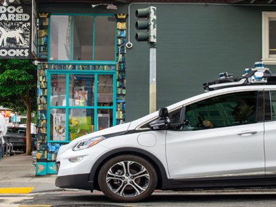 Cruise autonomous vehicle brand tops up earlier round with new $750M investment