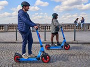 Dott raises $85M to expand scooter service to e-bikes