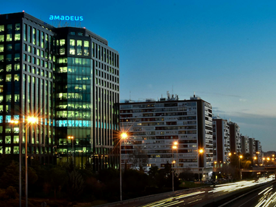 Amadeus ends 2020 with large losses and 61% drop in revenue