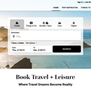 Travel + Leisure Co. launches online booking platform