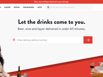 Uber acquires alcohol delivery service Drizly in $1.1B deal
