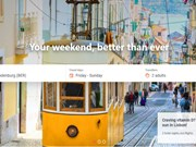 Trivago acquires getaway online travel agency Weekend.com
